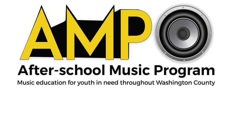 WJS Launches AMP (After-school Music Program) for youth in need with grant from WCCF