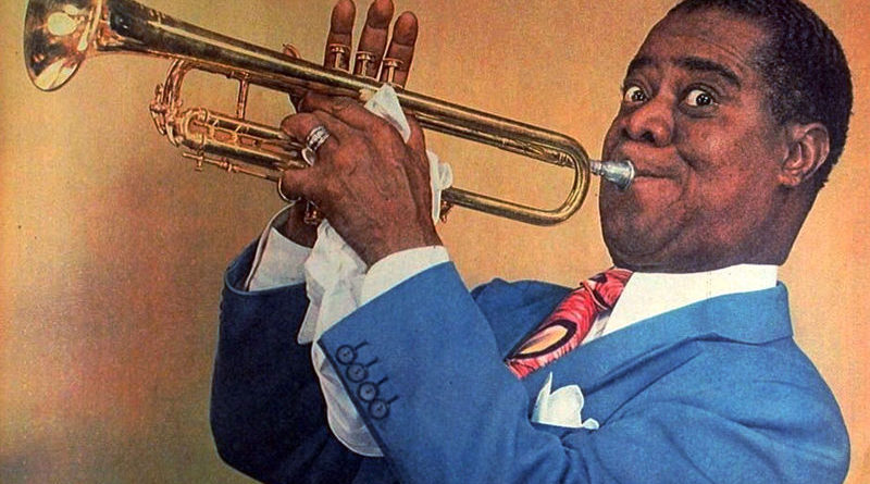 Tom Roberts highlighting the life of Louis Armstrong for Jazz History Month on April 11 – Free to attend