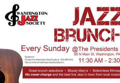 Fall 2019 Jazz Brunch Schedule