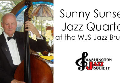 Sunny Sunseri Jazz Quartet at the WJS Jazz Brunch August 18